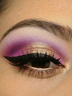 make up eyes