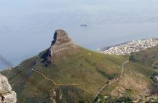 Lions Head And Signal Hill, Western Cape, Cape Town, South Africa