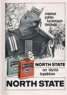 SC51. North State on täyttä tupakkaa | by Timo-Pekka Heima