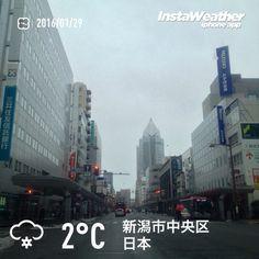 おはようございます! 昼には雨から雪に変わりそうです〜(汗