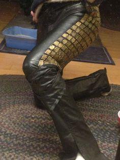 How to make awesome Loki armor pants!