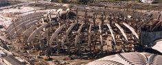 construction stade olympique montréal