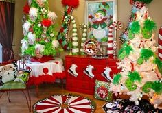 christmas party decoration ideas adults