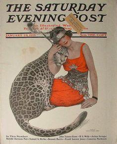 Sarah Stilwell Weber:The Saturday Evening Post