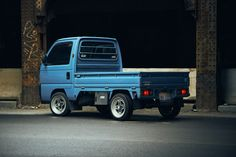 This Honda Acty Kei Truck Is Loved By A Jeep Designer In Detroit • Petrolicious