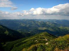 Carpathian mountings, West Ukraine