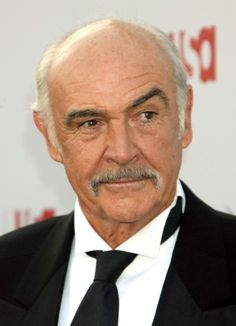 Check out production photos, hot pictures, movie images of Sean Connery and more from Rotten Tomatoes' celebrity gallery! Beard No Mustache, Moustache, James Bond, Sean Connery 007, Scottish Actors, Actor James, Pierce Brosnan, Celebrity Gallery, Bruce Willis