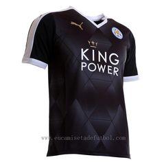 Leicester City Segunda Equipacion Thai Camiseta de Futbol 2016