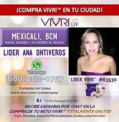Mexicali, Baja California Norte! #Vivri #RetoVivri