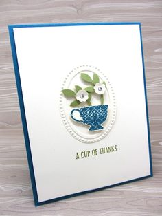 PinkBlingCrafter: A Cup of Thanks...