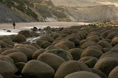 2013 CA trip...Beach Walk Mendocino county california