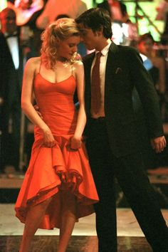 Dirty Dancing: Havana Nights- Love this dress! It's so perfect when she dances!