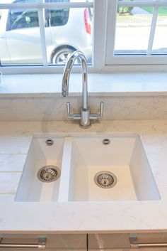 Bespoke building and construction solutions in Witney and Oxfordshire Composite Sinks, Mr And Mrs Smith, Double Shower, Bespoke Kitchens, Undermount Sink, Open Plan Living, New Builds, Building A House, Construction