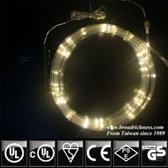 Neon led flexible rope light strip tube indooroutdoor christmas battery operated warm white led rope lightbattery led rope light led rope light aloadofball Image collections
