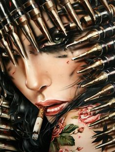 Brian M Viveros - IF-LOOKS-COULD-KILL (new work)