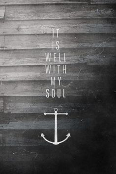 Typography. Black & White. Vintage. Wooden. Soul. Message. Wall. Clean. Minimal. Simple. Anchor. Water. Seaman. Thoughts.