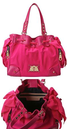 Juicy Couture Pink Mini Daydreamer Handbag ♥