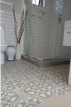 ideas para suelos de baño