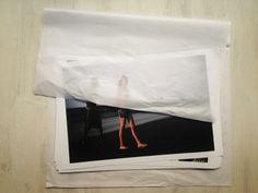 Producida nuestra próxima exposición / En breve más información. Book Binding, Polaroid Film