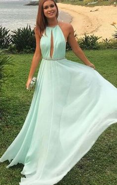 2017 Prom Dresses,Backless Prom Dress,Cheap Handmade Prom
