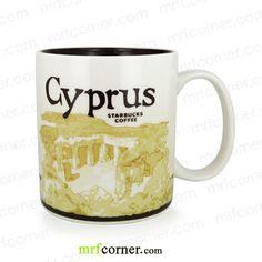 SM119 16oz Starbucks Cyprus Global Icon City Mug