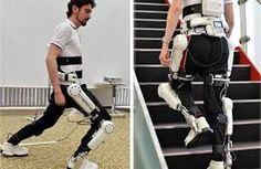 Resultado de imagen para exoesqueleto utilizado en el mundial de brasil