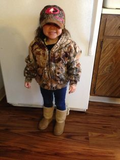 Nicole I could see this being Stevie. :-) this will be Alissa when Daddy dresses…