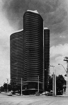 Oscar Niemeyer, Belo Horizonte, 1960