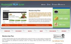 MLM Membership Software is Complete, Automated Software for MLM Business (Direct Marketing Software).MLM Membership Software has expert team of consultants who are ready to suggest the best Membership plan for the company which want to start MLM business and earn huge profit..