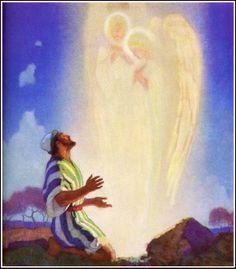 N. C. Wyeth, The Parables of Jesus: Hidden treasure ~ 1931