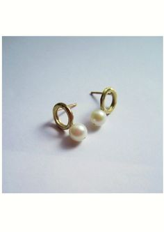 Pearl ピアス d' (d POINT)
