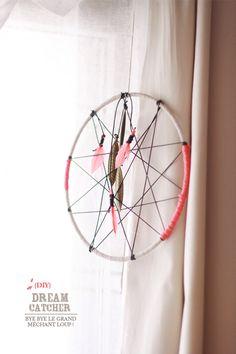 DIY: dreamcatcher
