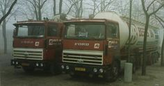 Ford Transcontinental met bulktankoplegger van Beets in Wijdewormer Classic Trucks, Volvo, Transportation, Vans, Beets, Vehicles, Holland, Amsterdam, Europe