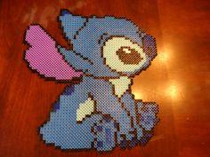 Perler bead Stitch by WolfMist12 on deviantART
