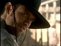 """""""The Magnificent Seven"""" (TV) """"The Bad Element"""". Rick Worthy, Dale Midkiff, Eric Close, Robert Vaughn, Laurie Holden, Ron Perlman, The Magnificent Seven, Movie Characters, Movie Tv"""