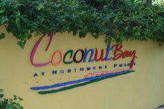 Entrance to Coconut Bay condos on Grand Cayman (www.caymanvacationcondo.com)