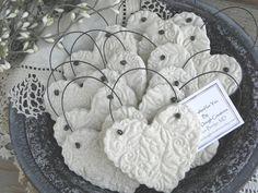 Image result for elegant salt dough ornaments