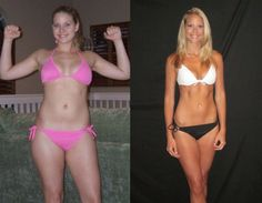 Her before pic is what I look like now. I can look like her after pic if I really try! Never give up!!  Fat Loss Motivation 3 - The Best Female Fat Loss Transformations [30 Pics]!