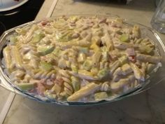 Tésztasaláta Penne, Pasta Salad, Spinach, Cabbage, Grilling, Salads, Food And Drink, Cooking Recipes, Yummy Food