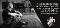 Vascaíno Carlos Drummond de Andrade comemoraria 110 anos