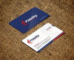 Create an eye catching business card and letterhead for miami create eye catching business cards for fidelity bancorp by gratefulduck colourmoves