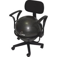 This chair is very useful for stretching, preventing spine disorders, rehabilitation, correcting posture, reducing stiffness and improving circulation. Featuring a sturdy base designed with five rolli