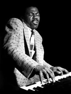 "Jimmy Smith - master of the Hammond B3 organ. [Watch & Listen to Jimmy Smith performing ""Walk on the Wild Side""]"