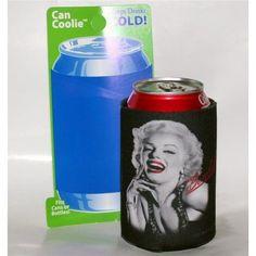 Marilyn Monore - Bombshell Can or Bottle Hugger (Koozie)