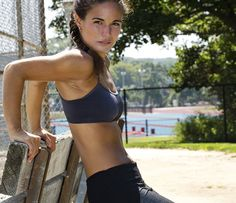 4 Minutes To Perfectly Toned Tank Top Arms - SELF
