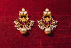 Jewellery Stores Near Me past Jewellery Organizer India from Jewellery Stores Eastgate Gold Jhumka Earrings, Jewelry Design Earrings, Gold Earrings Designs, Gold Jewellery Design, Ear Jewelry, Gold Jewelry, Jewelry Necklaces, Jewelery, Gold Designs