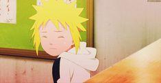 Little Minato :3