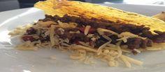 Taco's met rundergehakt en Mexicaanse groenten - Koken voor mijn peuter