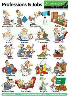 Professions & Jobs