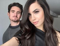 But first.... @sofiacarson #GLAM by @allanface @cailenoble #CaileNobleHair #SofiaCarson